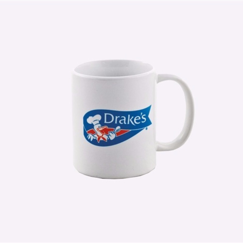 Drakes Logo Coffee Mug