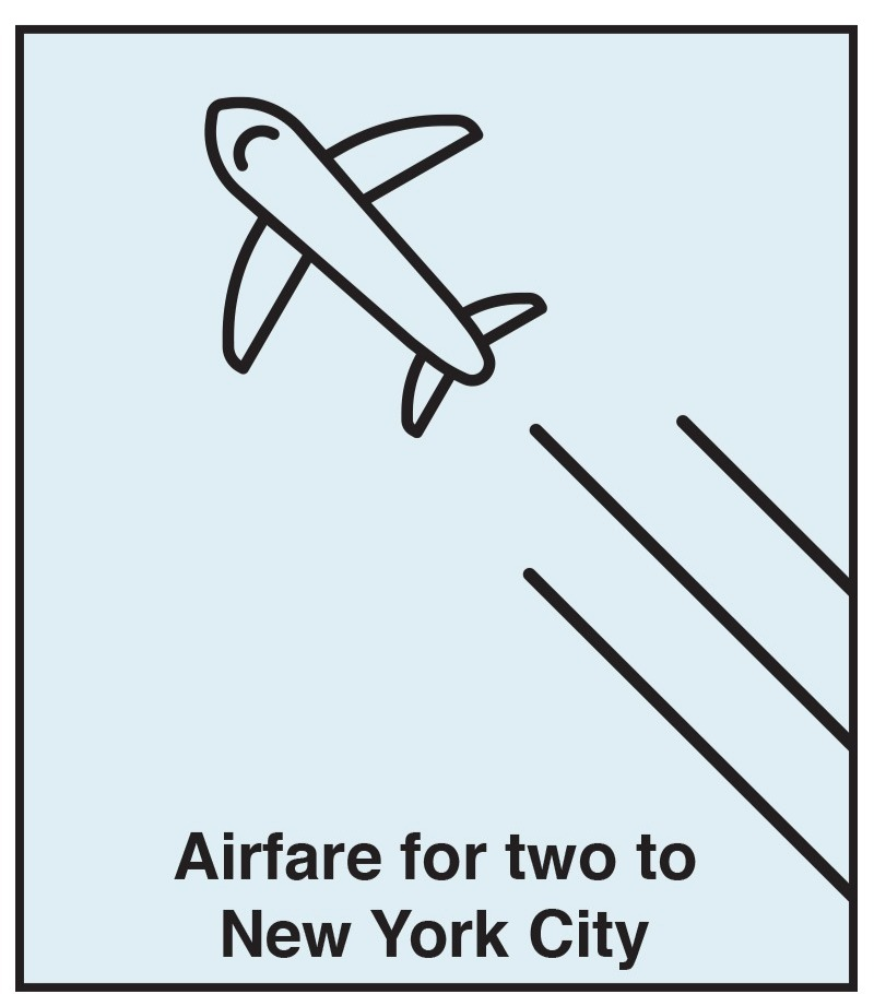 Airfare for Two